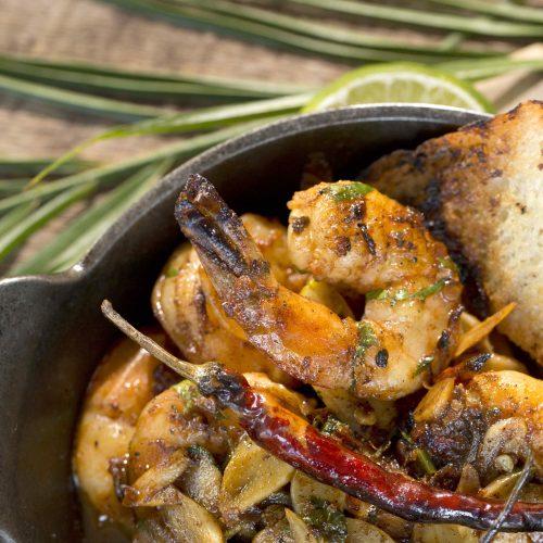 Santo Tequila Shrimp