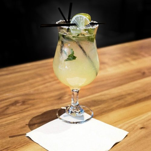 Guy Fieri's Caliente Margarita